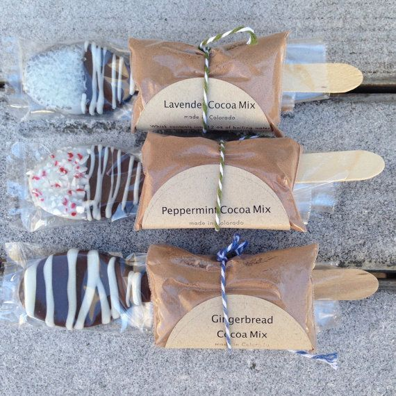 Chocolate Lover's Gift Pack by SweetFlaves on Etsy