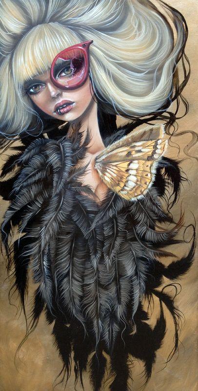 2013 - Kurtis Rykovich - Immortal Moth