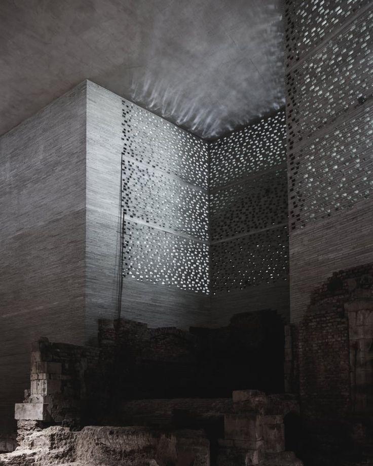 Peter Zumthor, Rasmus Hjortshøj · Kolumba Museum