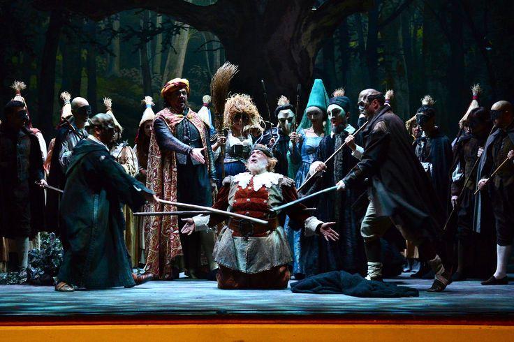 Falstaff al Teatro Verdi di Busseto, 12/10/2013 (Ph. Roberto Ricci)