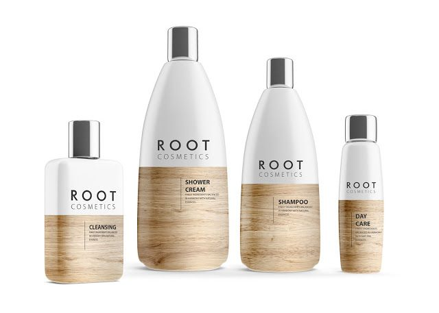 Root Cosmetics on Packaging of the World - Creative Package Design Gallery