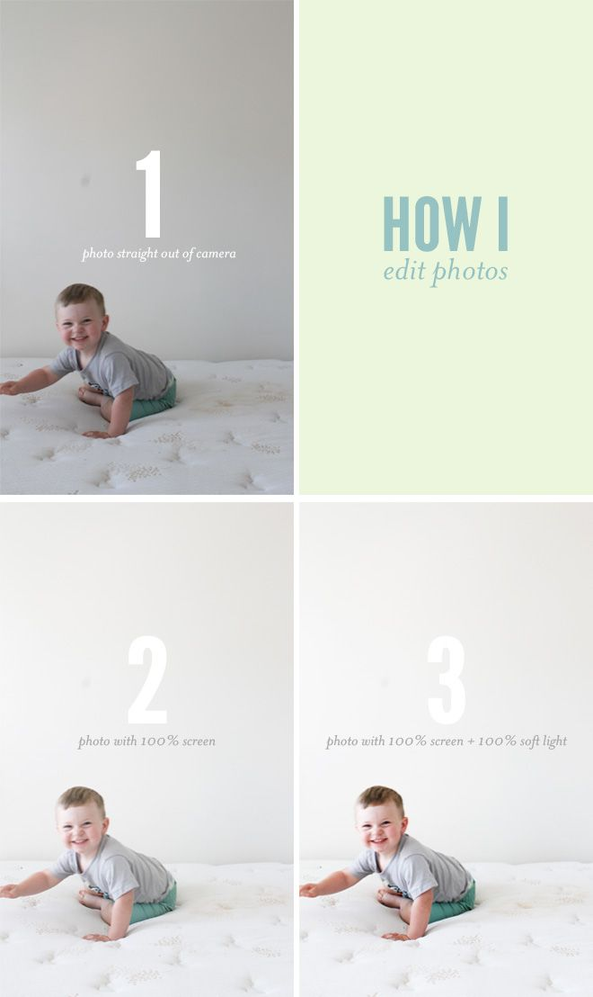 How I Edit My Photos // Kelsey, Esp. blog