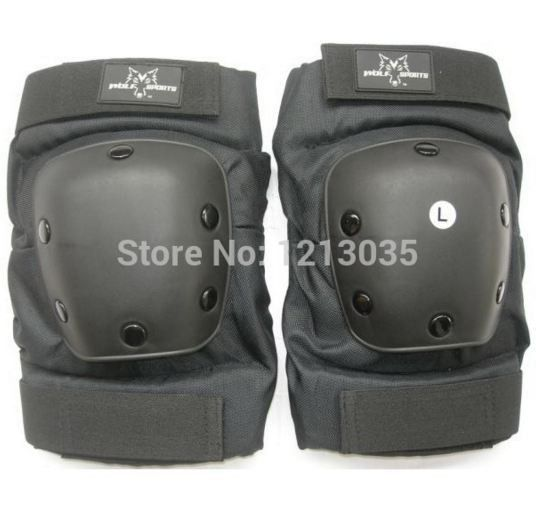 Arms Pad Protector Gear Black Breathe Freely Outdoor Sports Cycling Ski Skating