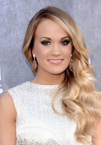 Carrie Underwood at the ACM Awards