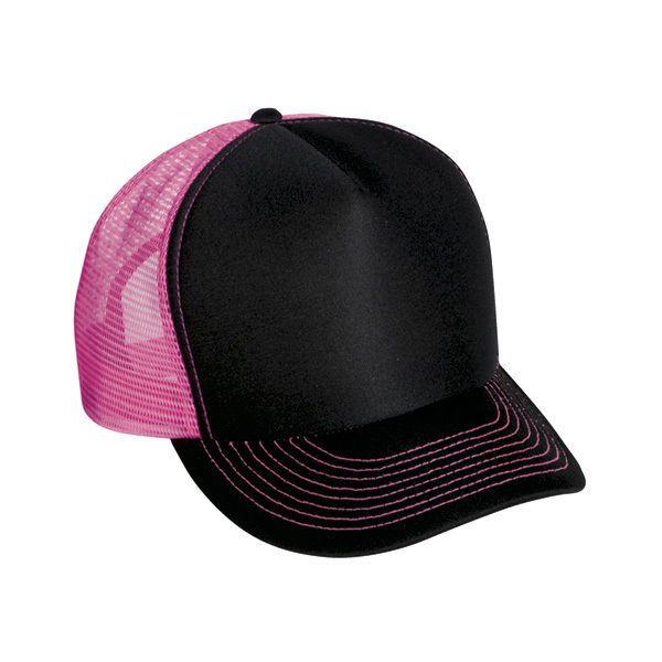 f51772baf0d 1 Dozen Wholesale Lot Neon Color Trucker Hat Hats - Assorted COLORS QUICK  SHIP
