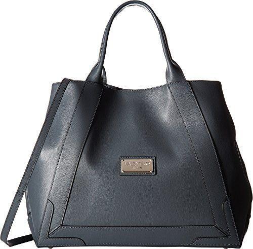 13e8fb390c79 Valentino Bags by Mario Valentino Women s Adele Grey One Size  359.99