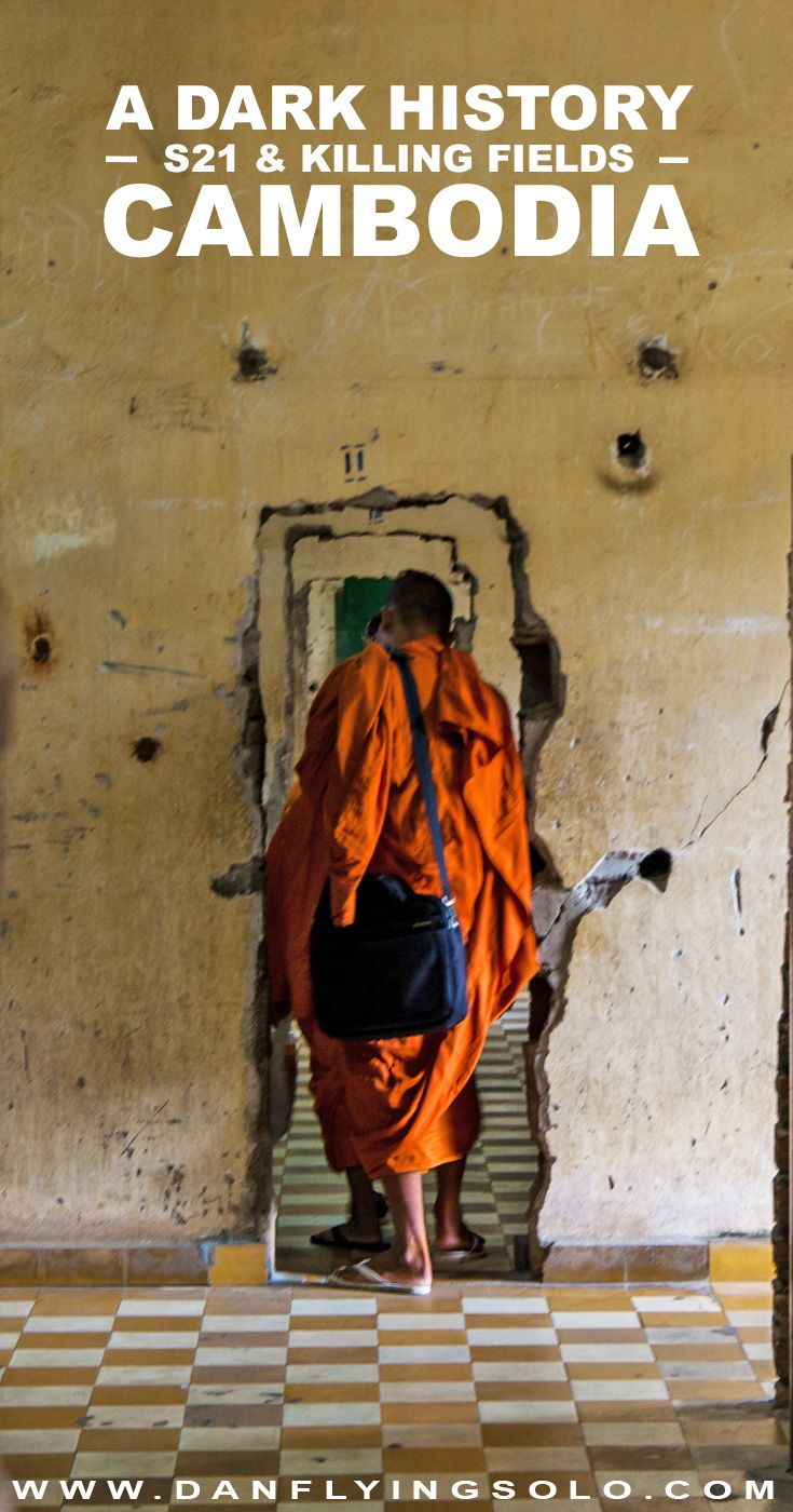Visiting the S21 Prison and the Killing Fields of Cambodia