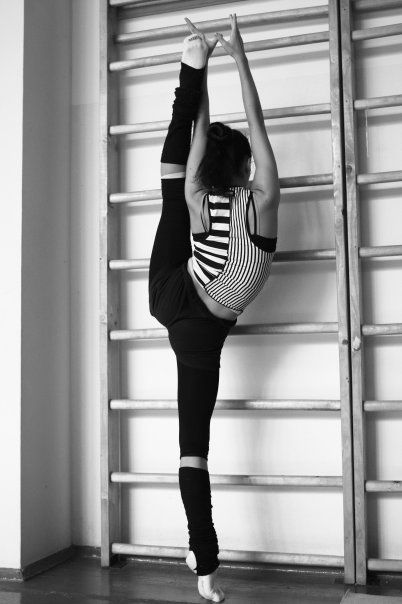 I'm having visions of Xtend Barre right now....  :)