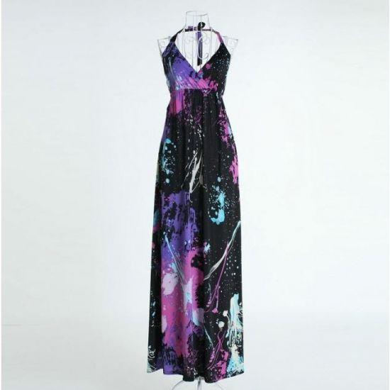 Bohemian Maxi Dresses for Petites   Elegant Curved Bohemian Maxi Dress
