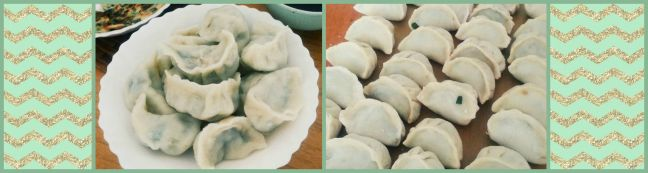 Chinese dumpling post on Petite Neverland