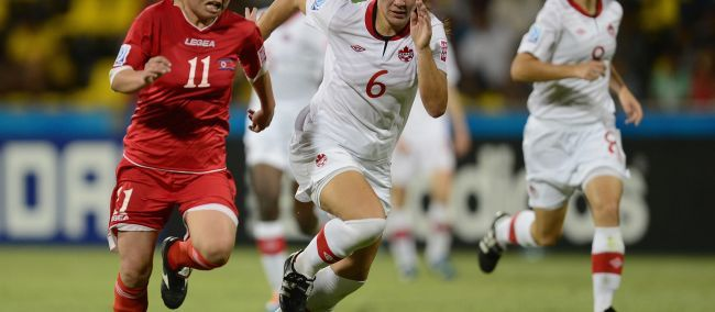 Canada W17 grateful of point against Korea DPR | Canada Soccer