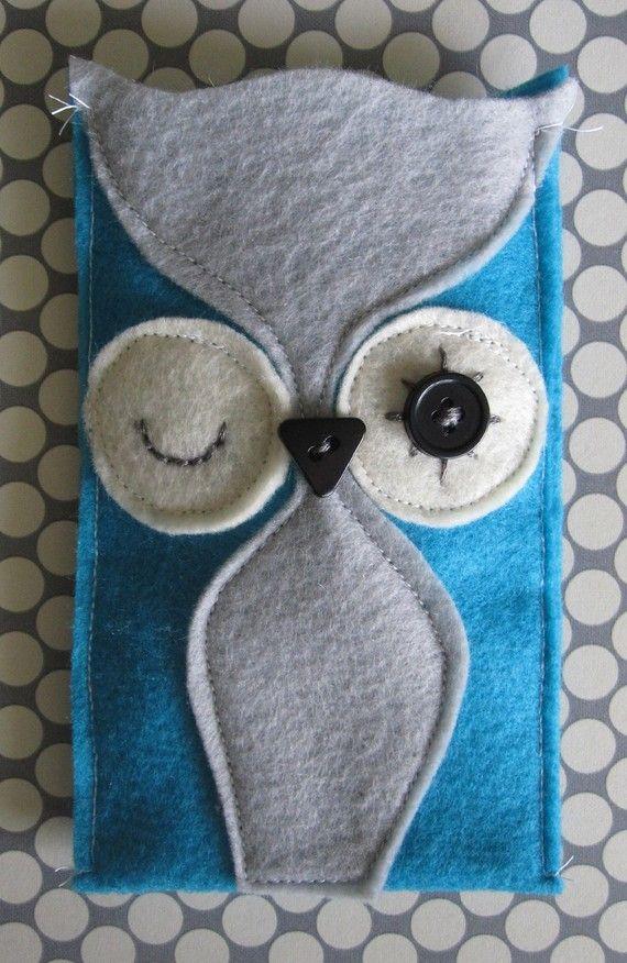 Felt Owl Cozy - Etsy