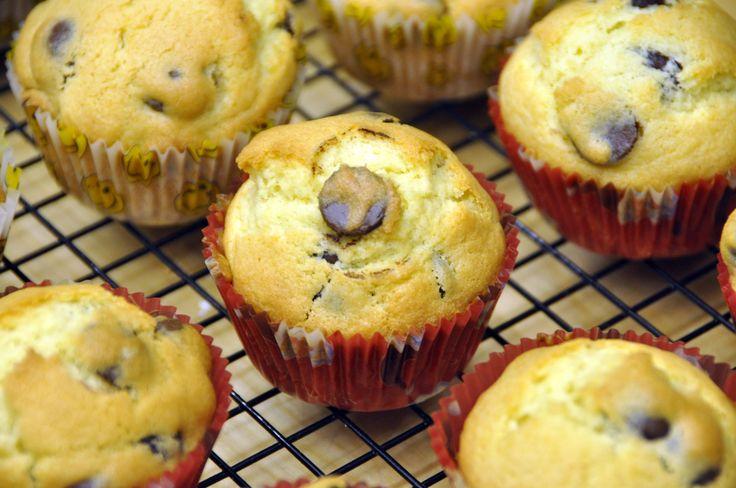 VivaLaFocaccia || La Video Ricetta Muffins al Cioccolato fatti in casa