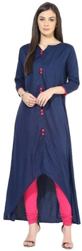Chandigarh Fashion Mall Casual Solid Women's Kurti