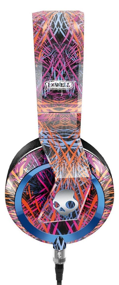 Skullcandy – Mix Master Howell DJ Headphones in Multi