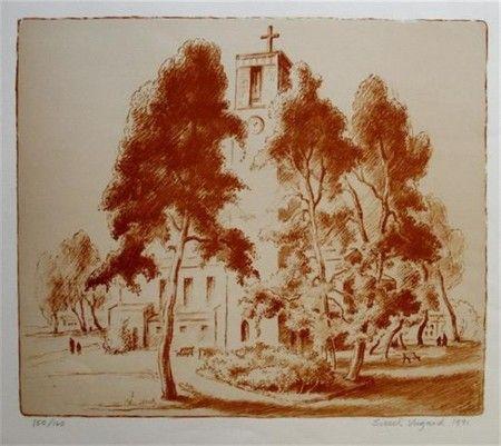 Sissel Vagard: Lillestrøm kirke