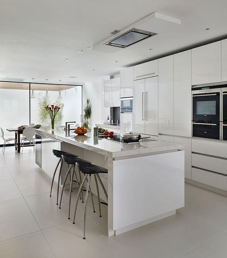 Bespoke Kitchen Islands