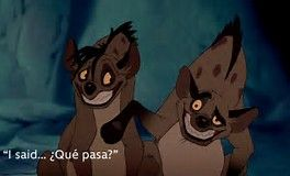 Image result for Hyenas From Lion King