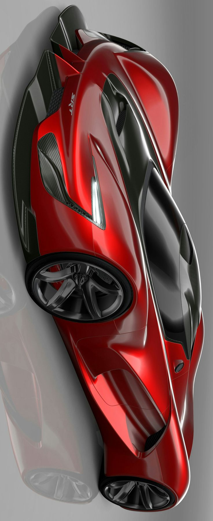 SRT TOMAHAWK VISION GRAN TURISMO by Levon