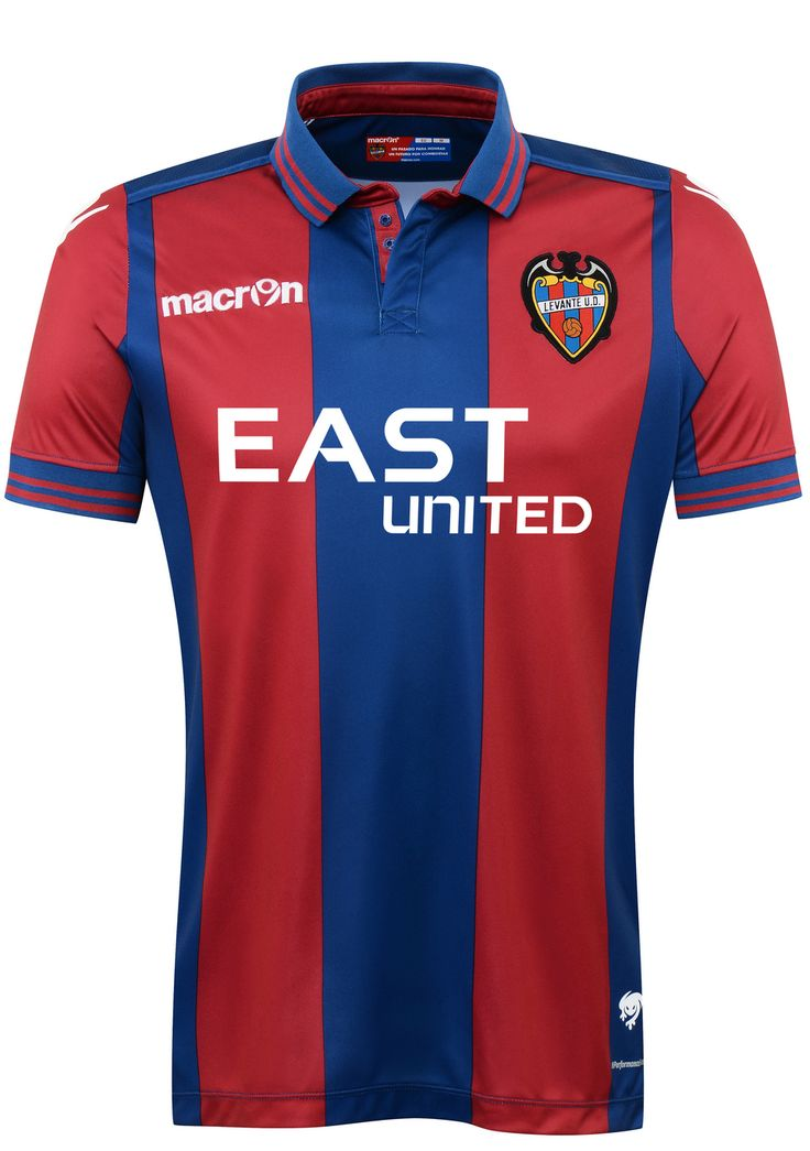 What a cool jersey #9ineSports @Levante