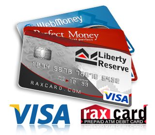 RAXcard.com provides anonymous (No Name) visa prepaid debit card to any one, no matter, in what country you are living.