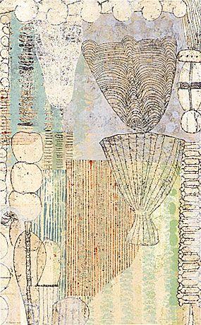 Eva Isaksen - Works on Canvas - North