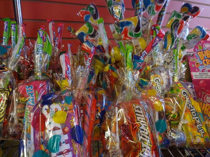 Sweetest Loot Bags Only At #Candy #Funhouse. Where Sweet Times Live!   Only $3.99 Custom orders Available!