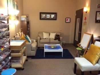 New Arrangement to Therapy Space - Kim's Counseling Corner