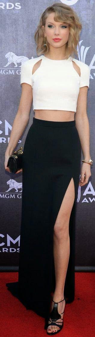 MODA - 20 Estrelas de Preto e Branco. Love this outfit.