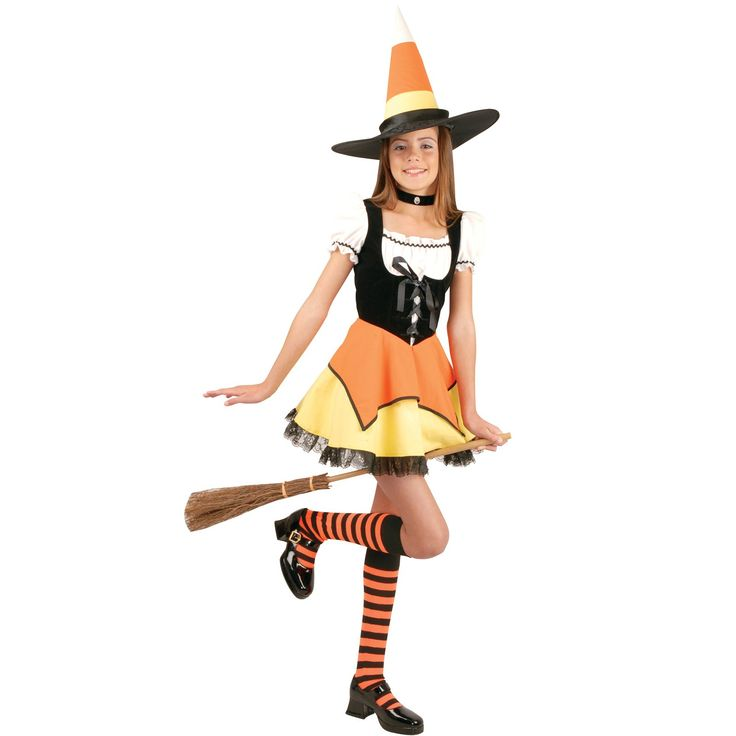 image detail for candy corn witch preteenteen costume