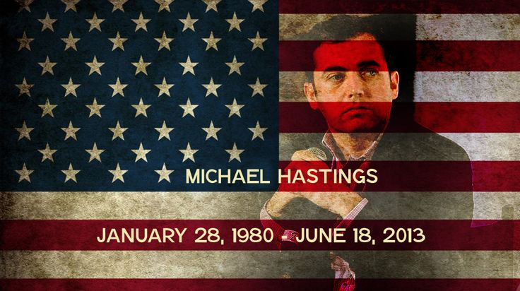 Michael Hastings' Death Buried in Controversy