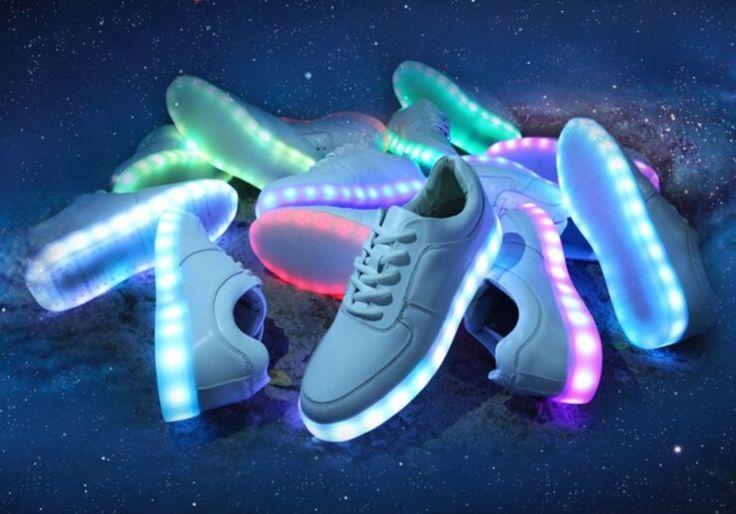 Buy here for US $27 & FREE Shipping!!!  http://ali.pub/px1sd  Заказать всего за 27 долларов можно по ссылке выше! ....................................... #ledshoes #shoes #lightshoes #led #fun #iloveled