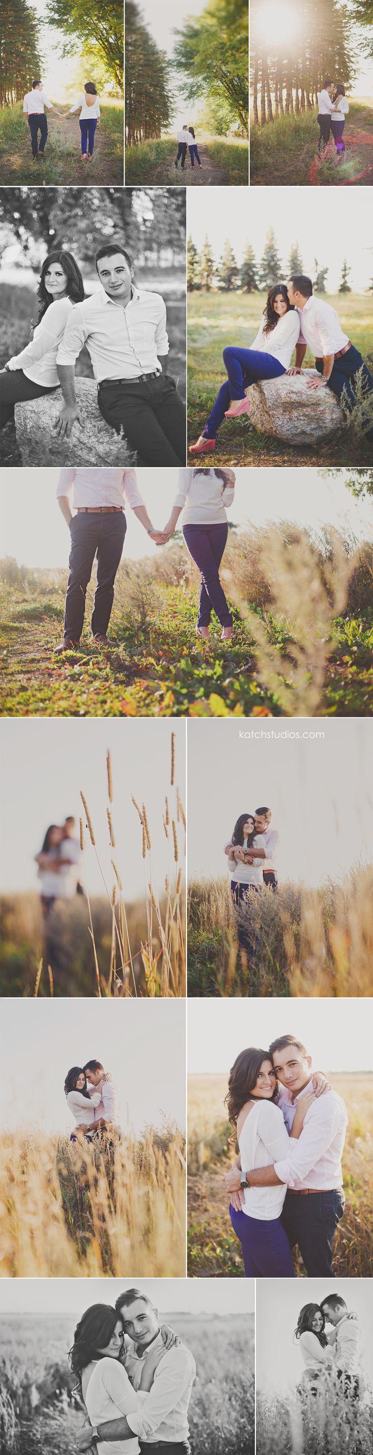 Cassandra & Benito: Engaged | Edmonton wedding photographer