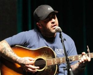 Aaron Lewis of Staind comes to the Golden Nugget to perform his solo hits live on February 15, 2014.