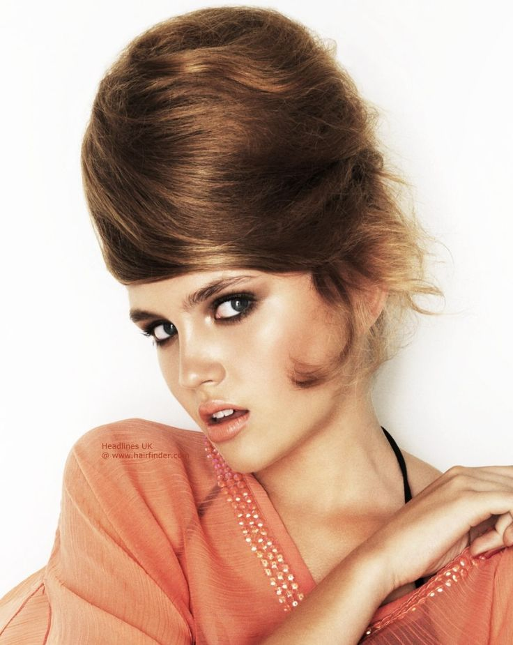 beehive hairstyle ideas