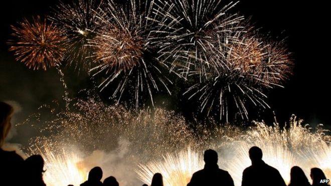 What is Bonfire Night? - CBBC