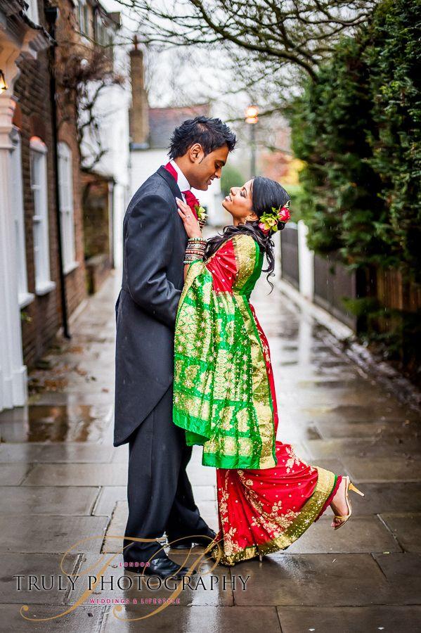 Tamil Wedding Photography - In the rain | Wedding