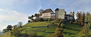 Lenzburg Castle - Wikipedia