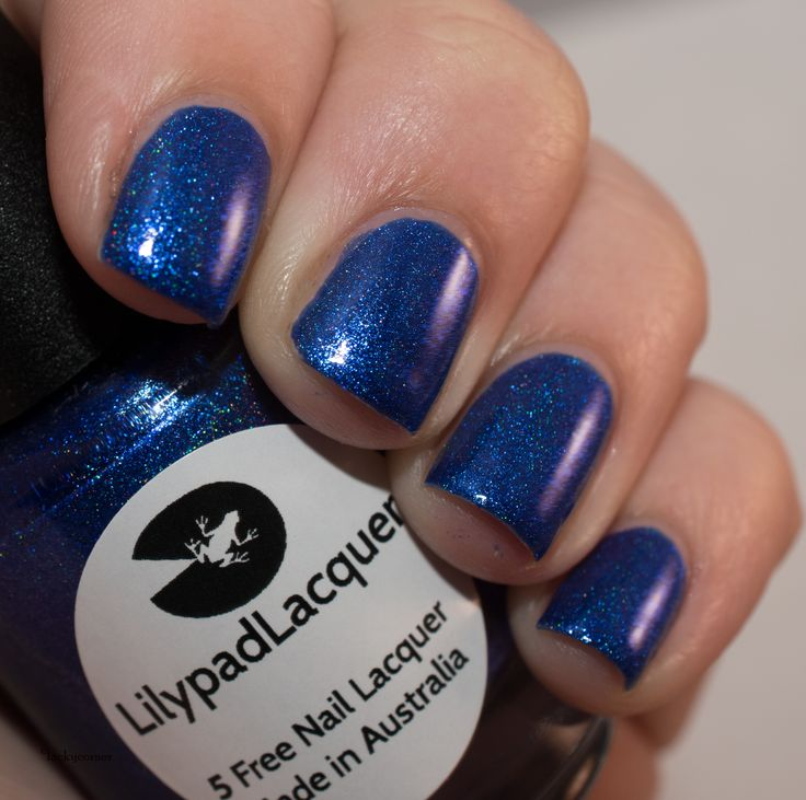Lilypad Lacquer Peace of Me