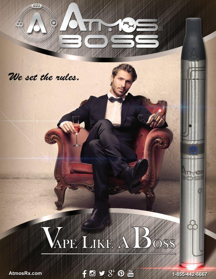 Atmos Boss Herbal Vaporizer For Sale