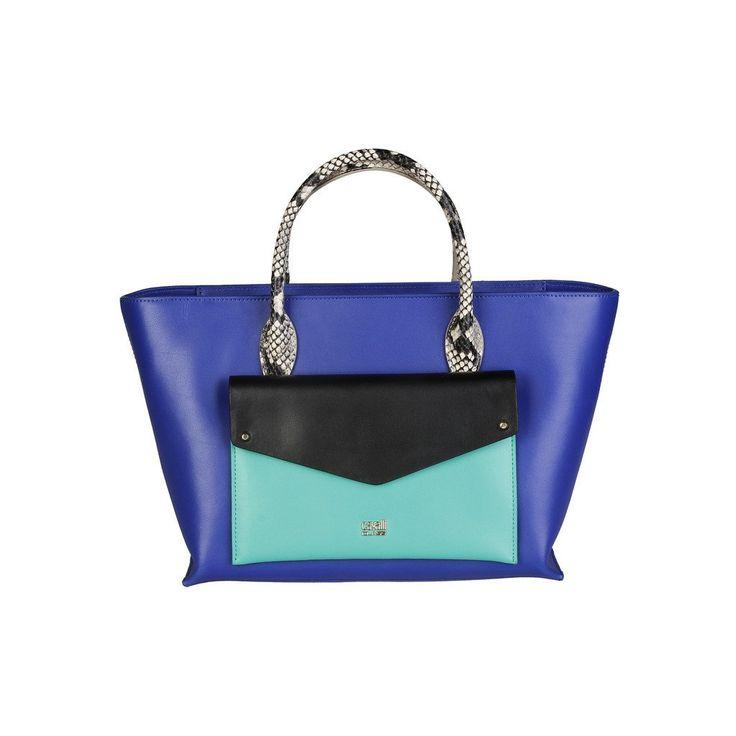 Cavalli Class Woman Handbag