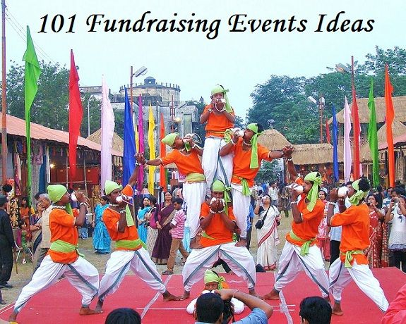101 Fundraising Events Ideas - A long list of fundraiser event ideas worth checking out. Basically, the more fun and unique you make your event idea, the better the fundraising. Think Zombie Fun Run or Pirate Scavenger Hunt or Superhero Thumb Wrestling Championship. Be bold, be fun, be fundraising! More fun fundraiser ideas here: www.FundraiserHelp.com/fundraising-ideas/