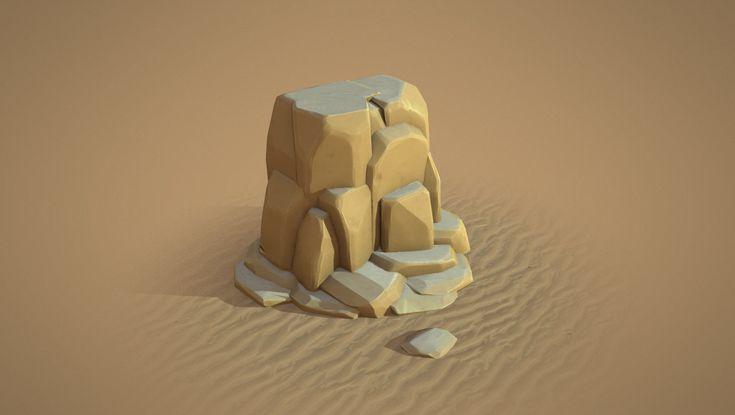 Desert, Alvaro Villegas on ArtStation at https://www.artstation.com/artwork/desert-176c8c4a-e079-48c5-b2e0-3ce5d727626f