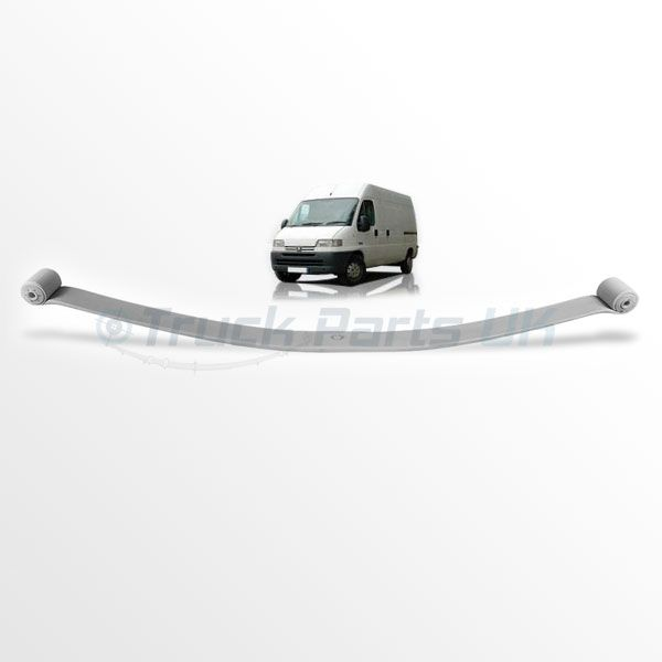 Fiat Ducato Leaf Spring 1 Leaf 70mm wide, Rear Spring.  This rear leaf spring fits Fiat Ducato Mk2 1994-2002. All our parts are sourced from manufacturers to the original equipment market and have been manufactured to the highest standards including E-Marks & Quality Certificates. Our team of engineers further ensure that all parts meet the industry quality