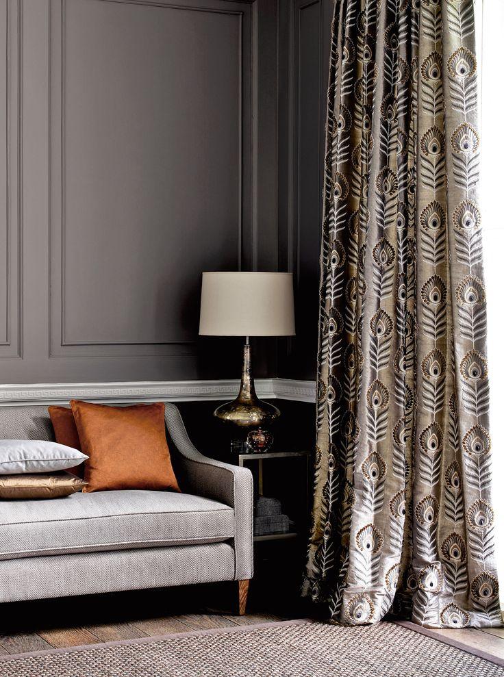Tessuti di jane churchill lartdevivre arredamento for Fabric for boys room