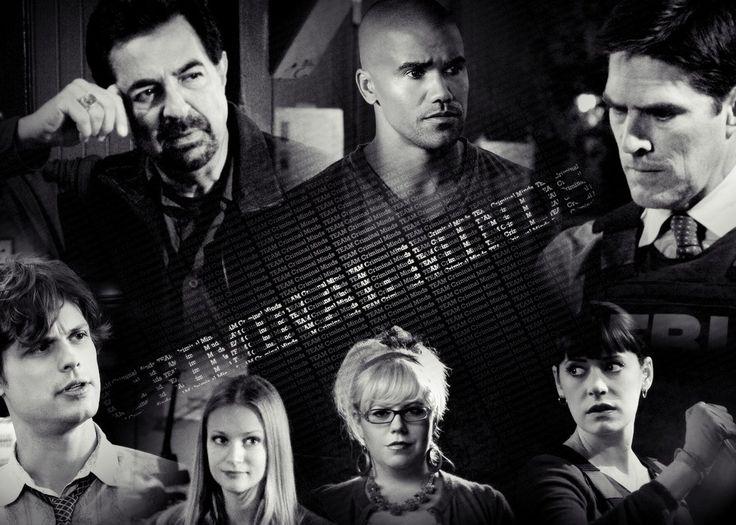TEAM BAU Criminal Minds by Anthony258 on deviantART