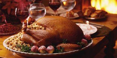Cómo+Preparar+Un+Pavo+Relleno+Para+La+Cena+De+Navidad