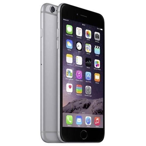 Telefono movil iPhone 6 plus 4G 16GB libre gris http://elhicas.tiendasgo.com