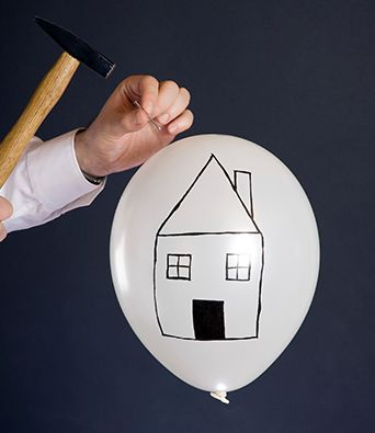 The housing bubble - what is it?