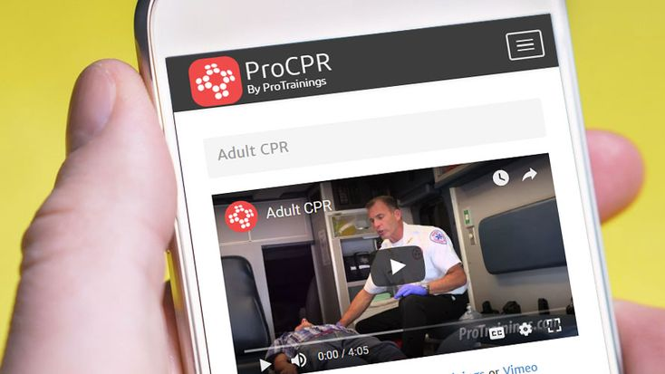 Free Online CPR Training Get CPR Certification Today